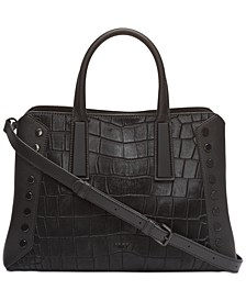 Ewen Leather Satchel, Created for Macy's