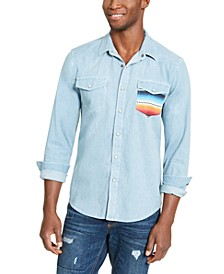 Men's Antonio Western Shirt, Created for Macy's