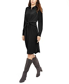 Tie-Front Shirtdress, Created for Macy's