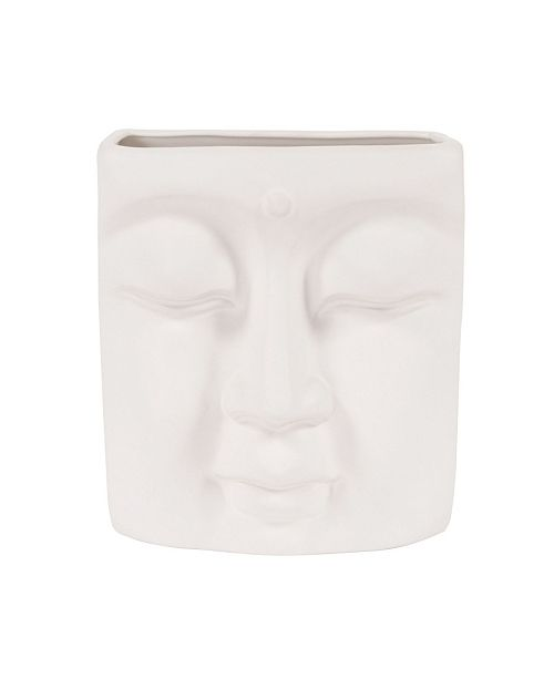 Howard Elliott Peaceful Buddha Wall Vase