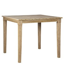 Ashley Furniture Clare View Outdoor Bar Table