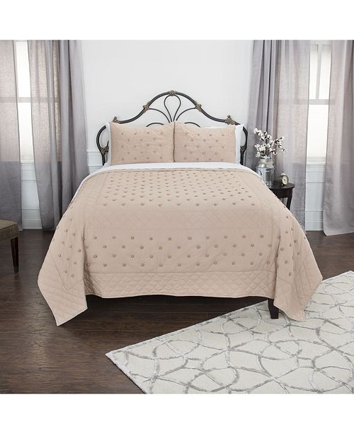Rizzy Home Riztex USA Vivian Rae Quilt Collection