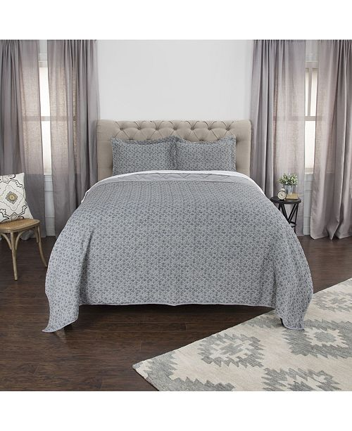Rizzy Home Riztex USA Giotto Quilt Collection