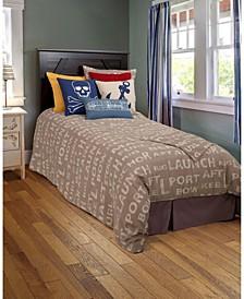 Sail Away Twin 2 Piece Comforter Set