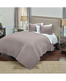 Riztex USA Urban Mesh Queen Quilt
