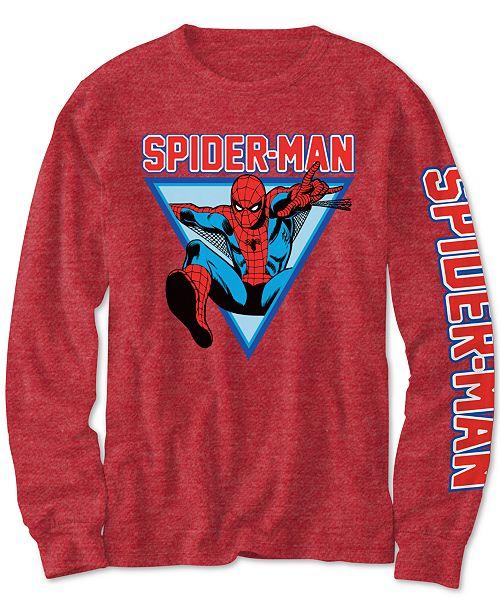 Marvel Little Boys Spider-Man T-Shirt