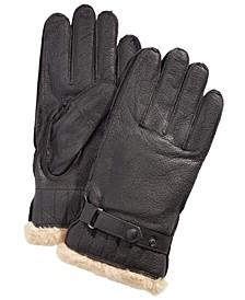 Men's Leather Utility Gloves