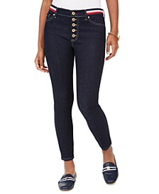 Tribeca Skinny Ankle Jeans, Created For Macy's