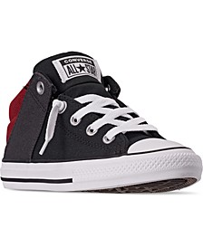 Little Boys Chuck Taylor All Star Axel Casual Sneakers from Finish Line