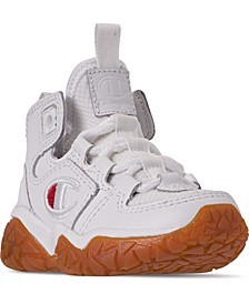 Toddler Boys Tank Grid Mid Athletic Sneakers Boots from Finish Line