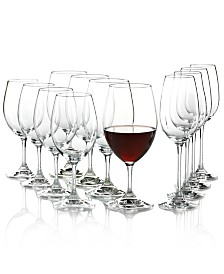 Riedel Ouverture Red, White & Champagne Glasses 12 Piece Value Set