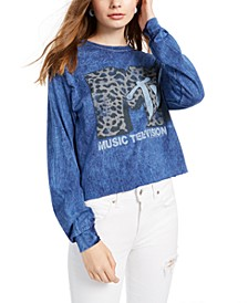 Cotton MTV Graphic-Print T-Shirt