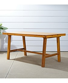 Miami Outdoor Patio Picnic Dining Table