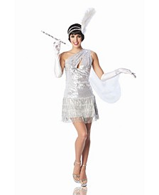 Women's Gatsby Flapper Adult Costume