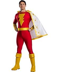 Men's Shazam Deluxe Adult Costume