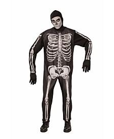 Men's Skeleton Adult Costume