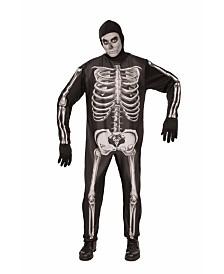 BuySeasons Men's Skeleton Adult Costume