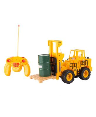Trademark Global Remote Control Toy Forklift 1:24 Scale