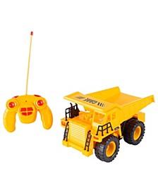 Remote Control Dump Truck 1:22 Scale