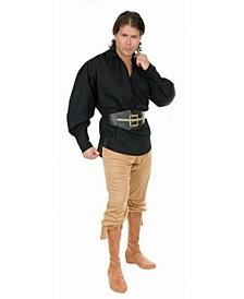 Pirate Natural Adult Gauze Shirt