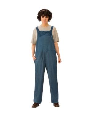 Women's Stranger Things 2 Eleven's Overalls Adult Costume