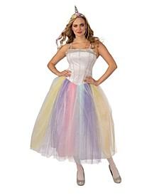 Women's Unicorn Adult Costume