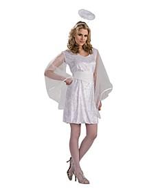 Women's Christmas Angel Adult Costume