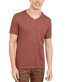 INC Men's V-Neck Pocket T-Shirt, Created for Macy's