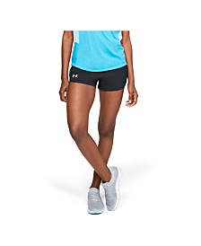 Under Armour Women's FlyBy Mini Shorts
