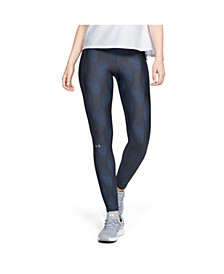 Women's HeatGear Armour Metallic Leggings