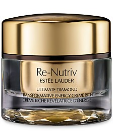Estée Lauder Re-Nutriv Ultimate Diamond Transformative Energy Creme Rich, 1.7 oz.