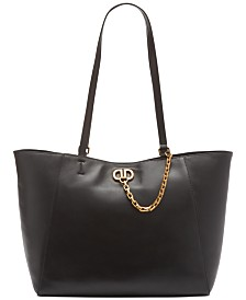 DKNY Linton Leather Tote, Created For Macy's
