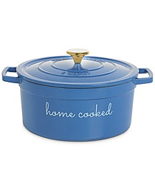 6-Qt. Cast Iron Dutch Oven, Created for Macy's