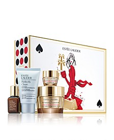 Limited Edition 4-Pc. Repair & Renew For Radiant Looking Skin Gift Set