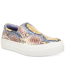 Steve Madden Women's Gills Slip-On Sneakers
