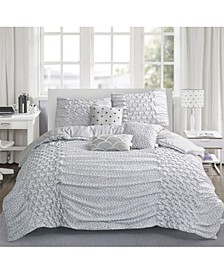 Carnival 6-Piece Comforter Set - King