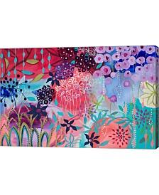 """Metaverse Spirit Garden by Carrie Schmitt and Megan Jefferson Canvas Art, 30"""" x 20"""""""