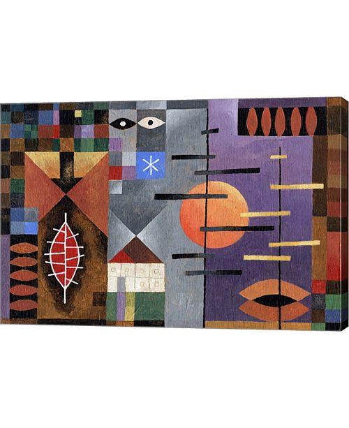 "Metaverse Autumn by Jim Dryden Canvas Art, 29"" x 20"""