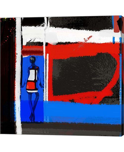 "Metaverse Art Scene by Naxart Canvas Art, 24"" x 24"""