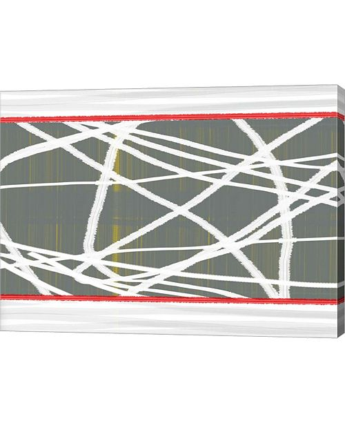 "Metaverse Organized Chaos 2 by Naxart Canvas Art, 26.5"" x 20"""