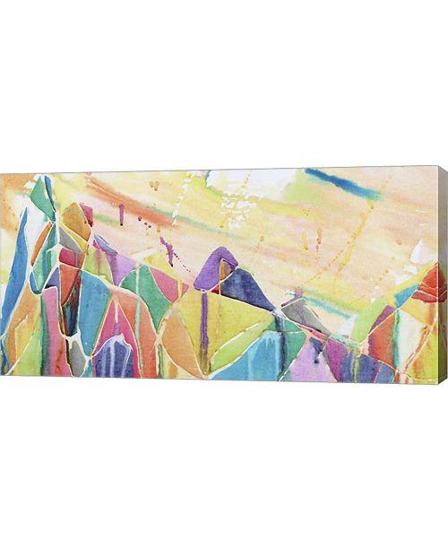 """Metaverse Appalachia by Lauren Moss Canvas Art, 32"""" x 16"""""""