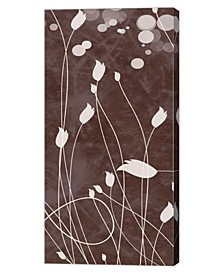 "Botany Expressions VIII by Irena Orlov Canvas Art, 12"" x 24"""