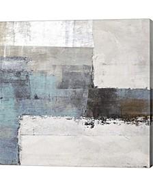 "Oceanside II by Ruggero Falcone Canvas Art, 24"" x 24"""