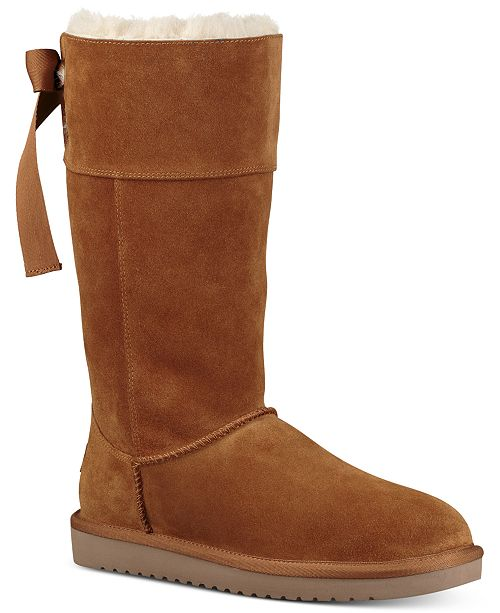 latest fashion 50% price new appearance Koolaburra By UGG Women's Andrah Boots & Reviews - Boots - Shoes ...