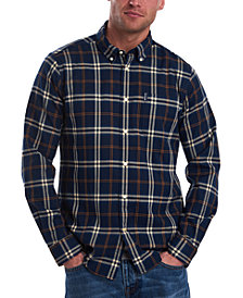 Barbour Men's Highland Plaid Shirt