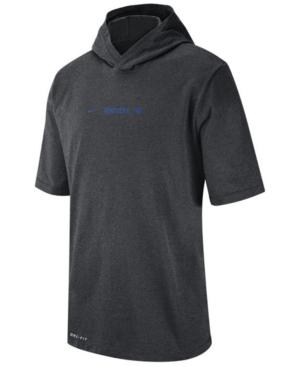 Nike Men's Kentucky Wildcats Dri-fit Hooded T-Shirt
