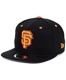 New Era San Francisco Giants Orange Pop 9FIFTY Cap