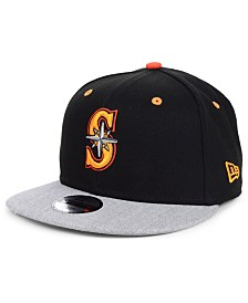 New Era Boys' Seattle Mariners Lil Orange Pop 9FIFTY Cap