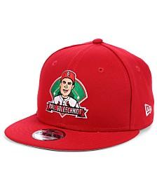 New Era Big Boys Matt Carpenter St. Louis Cardinals Lil Player 9FIFTY Snapback Cap