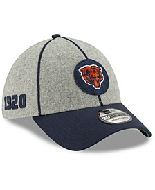 Chicago Bears On-Field Sideline Home 39THIRTY Cap